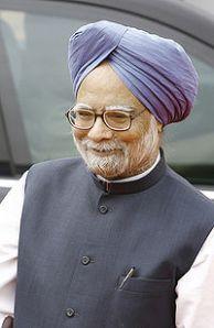 PM India Manmohan Singh